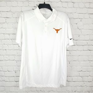 Nike Dri-fit tour performance golf shirt  Texas